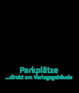 Mitarbeiterparkplatz | Bergmoser + Höller Verlag